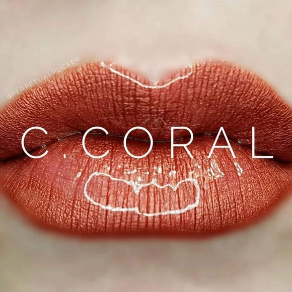 "SeneGence Other - RARE, Retired LipSense ""C. Coral"""
